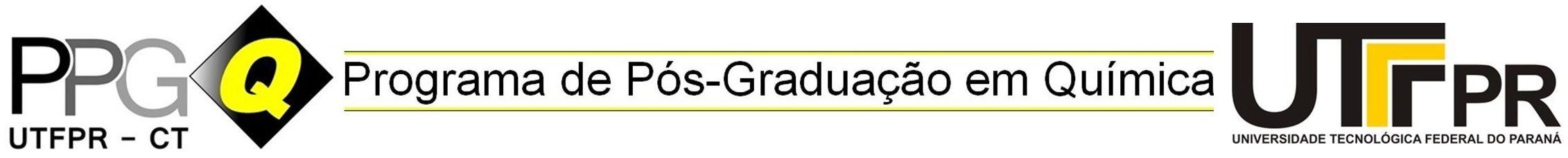 Programa de Pós-Graduação em Química